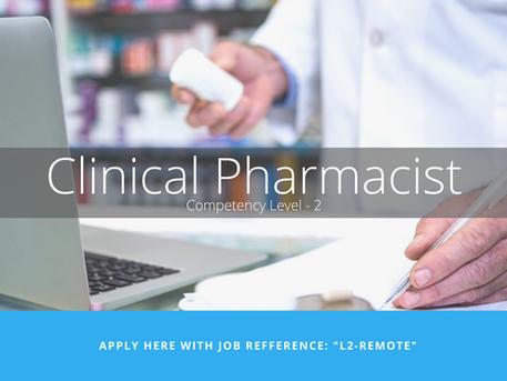 Level-2 Pharmacist