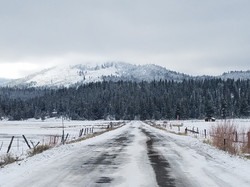Siera Mountains - California
