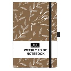 Brown Leaf Hardcover
