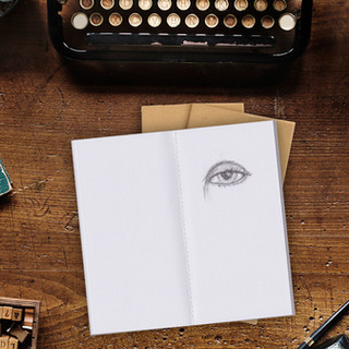 Travelers Notebook Refill, Artist Sketch