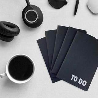 Mini Pocket To Do, 5-Pack