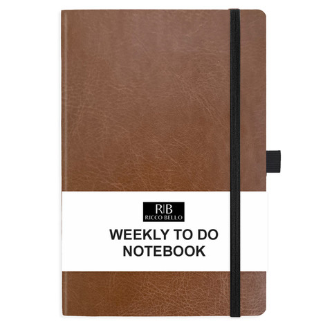 Brown Hardcover