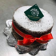 ガトーショコラシフォンケーキ