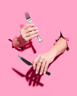 Product Shot 'Fork & Knife'