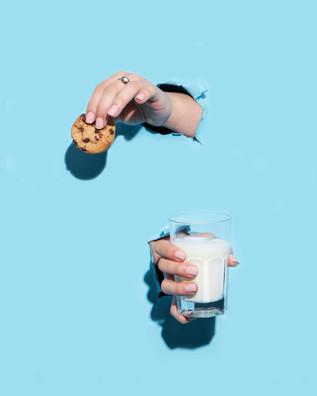 Product Shot 'Cookies & Milk'