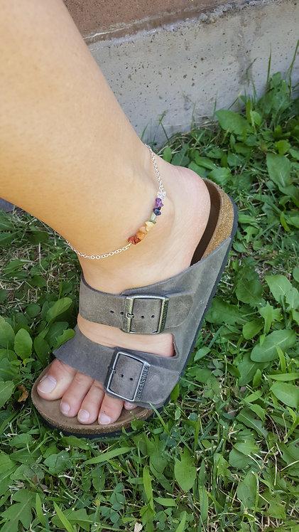 Chakra Anklet