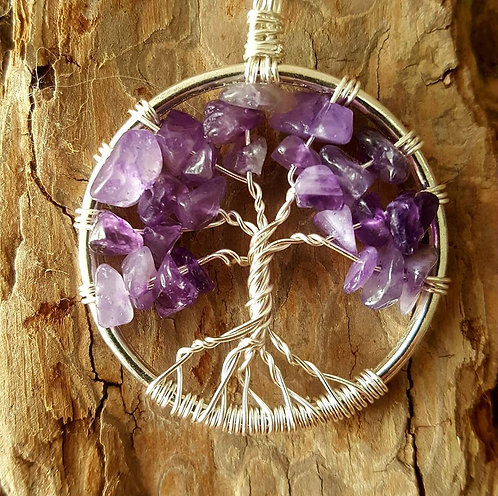 Hoop of Life Tree