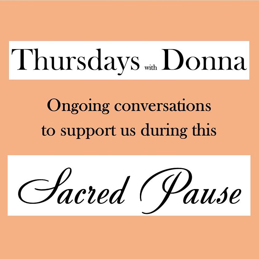 Thursdays with Donna