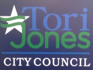 Tori Jones for City Council