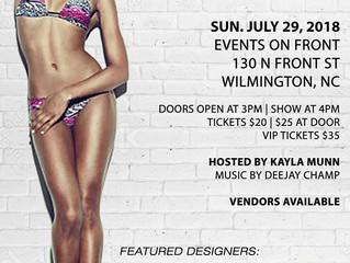 Port City Magic Presents: Effortliss Designs Fashion Show