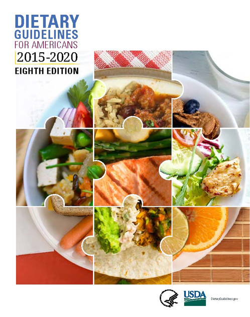 2015-2020 Dietary Guidelines