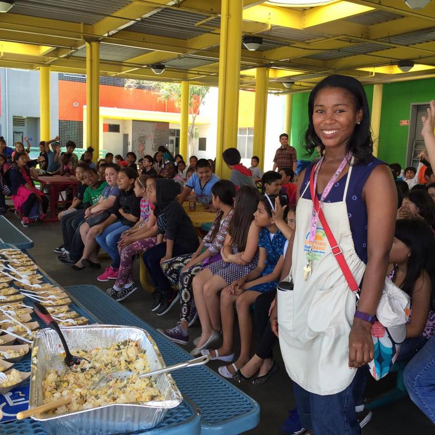 Health Fair at John Mack Elementary