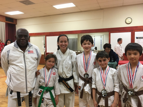 From Training to Teaching: Coming full circle on my karate journey