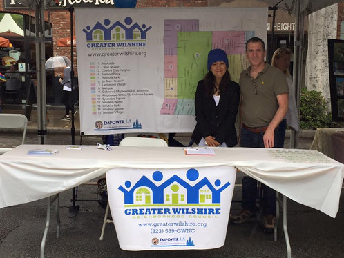 Larchmont Family Fair (GWNC & American Red Cross)