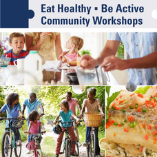 Updated version of Eat Healthy, Be Active