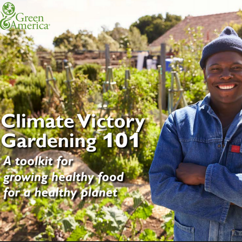 Climate Victory Gardening 101