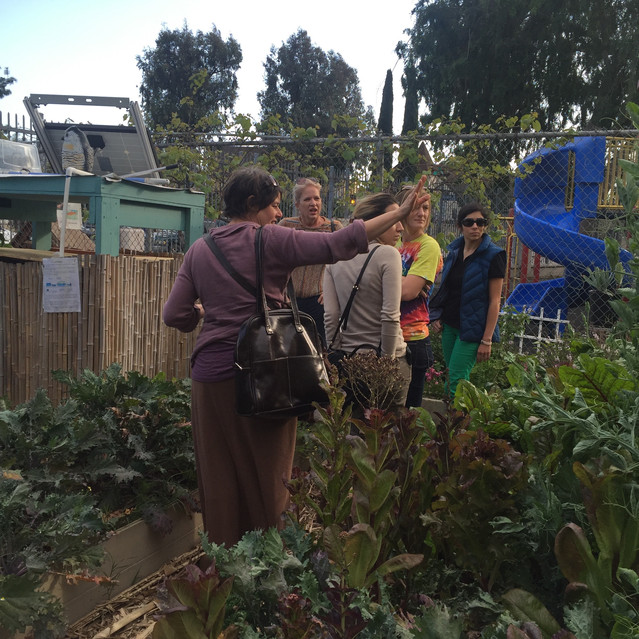 School Garden Group Meeting