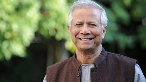 Nobel Prize Winner Muhammad Yunus Explains Social Business