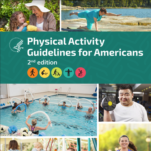 Physical Activity Guidelines for Americans, 2nd Ed