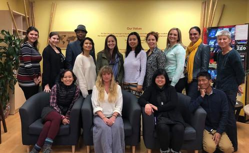 Spring 2019 Cohort for MATCM Program at Yo San University