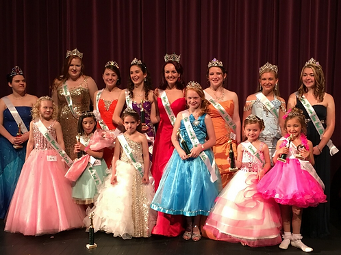 Pageant - On Stage Competition