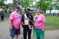 2017 Cherry Blossom Parade Awards