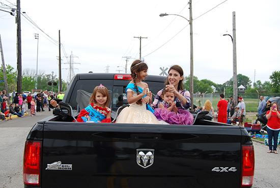2017 Cherry Blossom Parade