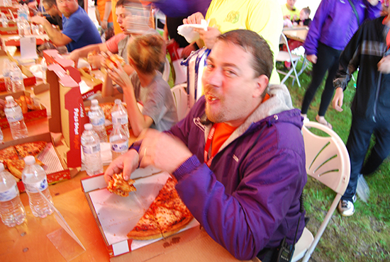 2017 Pizza Eating Contest