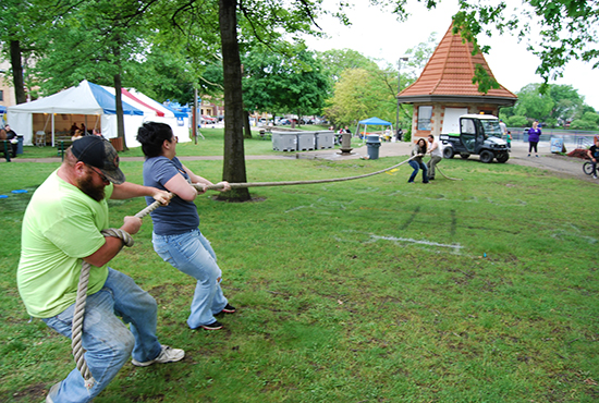 2017 Tug Of War Contests
