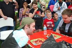 2017 Cherry Pie Eating Contests