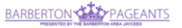 Barberton Jaycees Pageants