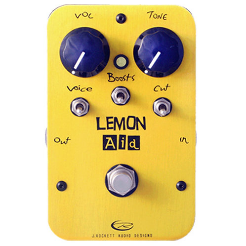 Lemon Aid Preamp
