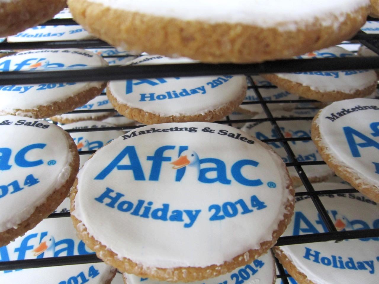Aflac Cookies!