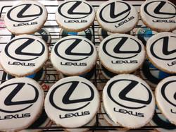 Lexus Cookies!