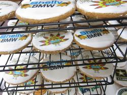 Seasonal Cookies for Clients!