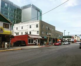 33. small shops + people = street vitality