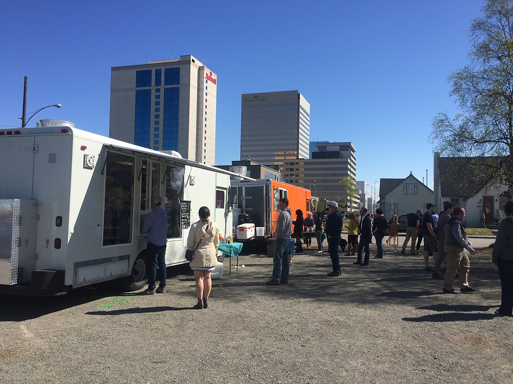 K Street Eats fills the space of an empty parking lot