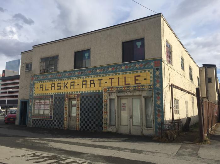 28. Alaska Art Tile