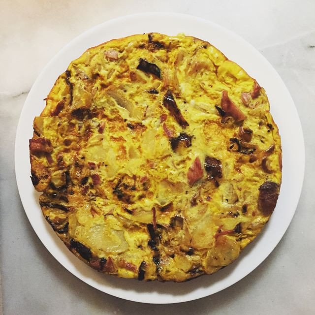 Spanish Tortilla ≠ Mexican Tortilla
