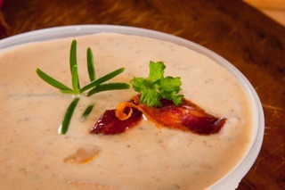 Our Famous Lobster Bisque