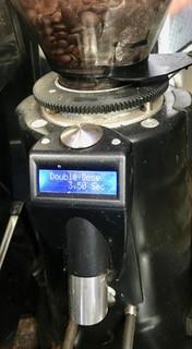 Our Espresso Grinder