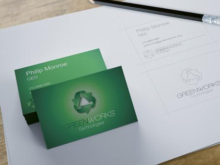 Branding - not only for mega companies.