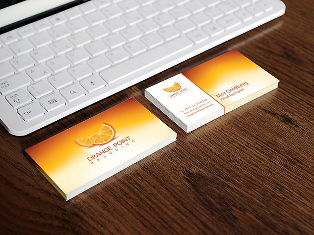 Orange Point - Branding