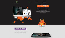 Wix Theme Monsters Wix Themes Website