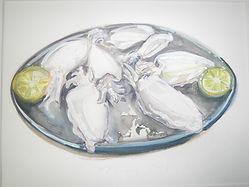 Calamari 30x40cm Aquarell_ Papier 2011.j