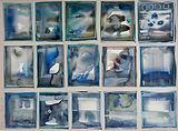 Zeitgeschichten, 70x50cm, Aquarell, 2013