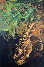 Improvisation, 80x120cm, Öl auf Leinwand 1994.jpeg