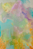 Neue Welten 4, Los gelöst, 100x70cm, Öl Leinwand, 2017