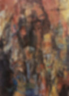 42x60 cm Mischt./ Papier 1990