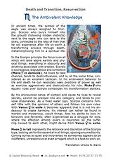 Skorpion auf englisch
